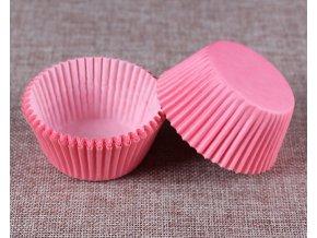 sv. růžové jednobarevné