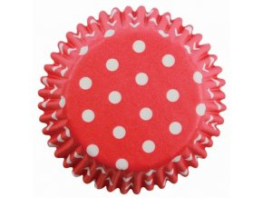 PME red polka dot
