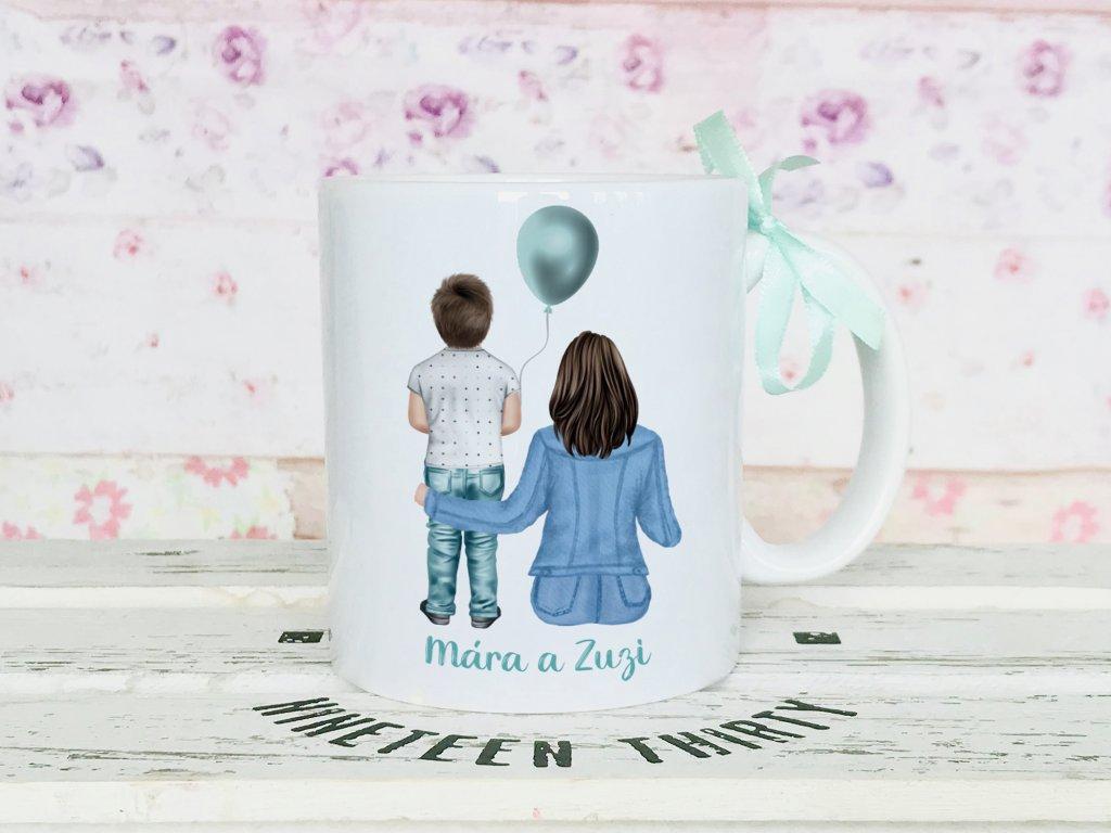 máma a syn 3 4 roky