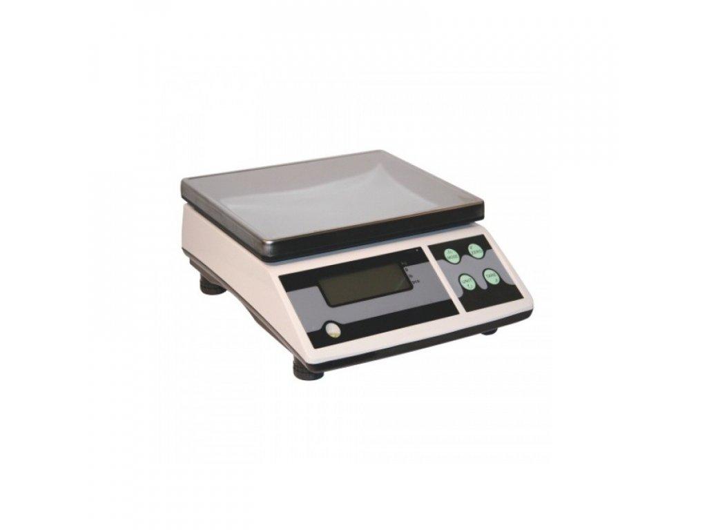 Váha stolní balíková, digitální, 30 kg