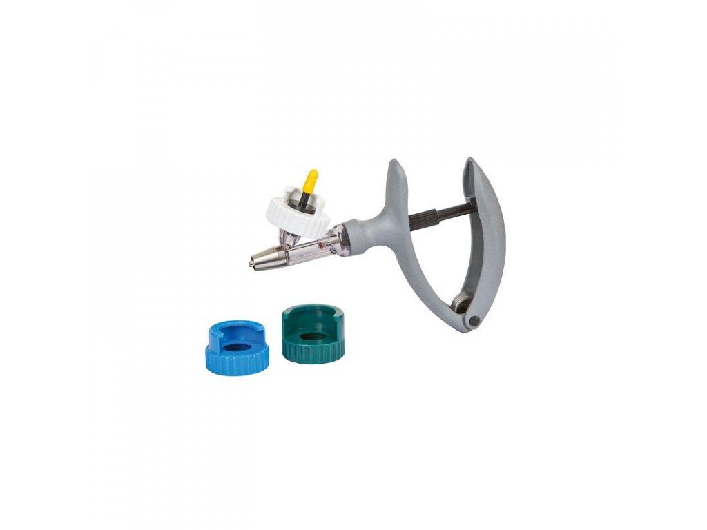 SAS HENKE Automat injekční HSW Eco-Matic, 2 ml, univerzální úchyt na lahvičku