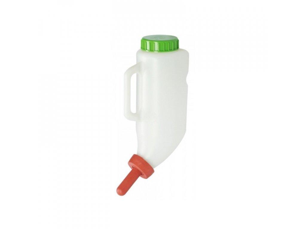 Láhev krmná pro telata s držadlem, 2,5 l