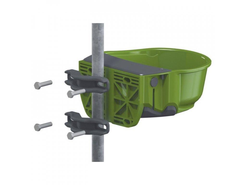 Montážní držák k výhřevné napáječce Kerbl HP20, SH30, H10