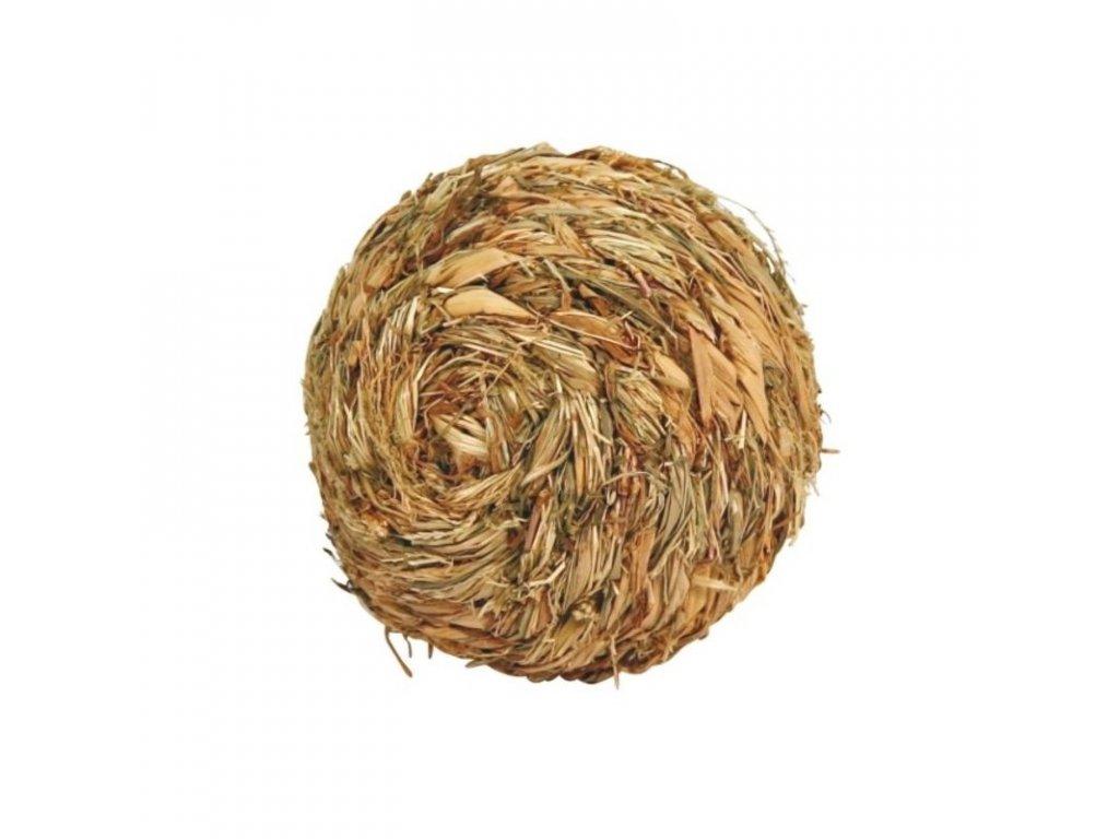 Balón ze spletené trávy, 13 cm