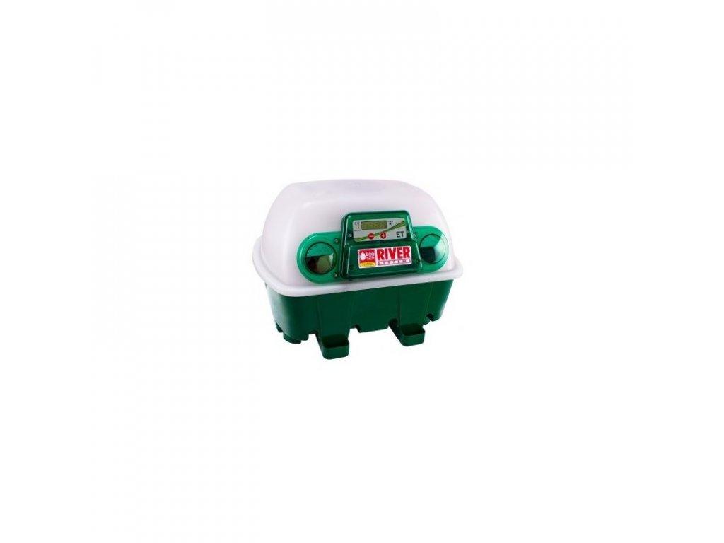 Líheň kuřat COVINA SUPER ET12 (EGG TECH), digitální poloautomatická, s dolíhní