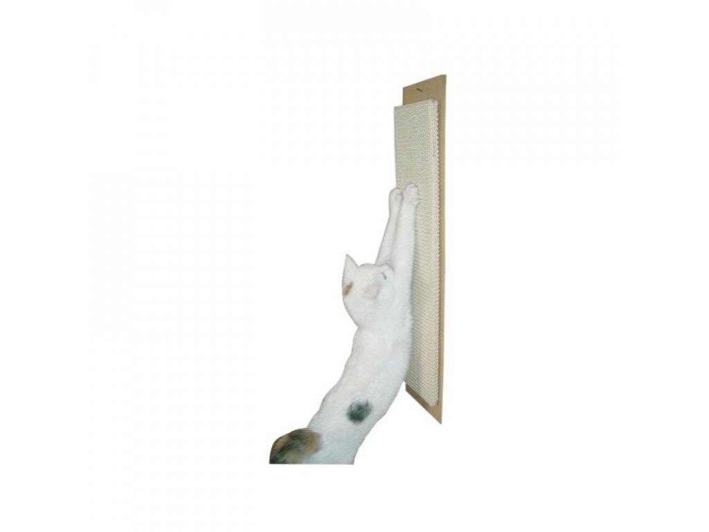Škrabadlo pro kočky - škrabací podložka, 70x17 cm