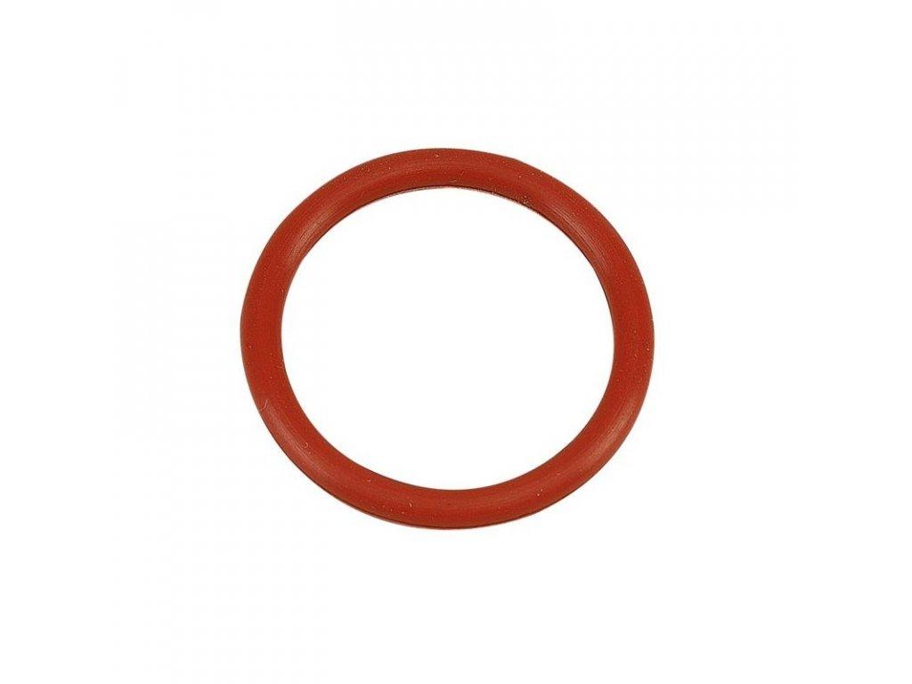 O-kroužek silikonový, těsnění pístu k inj. automatu Eco-Matic 5 ml