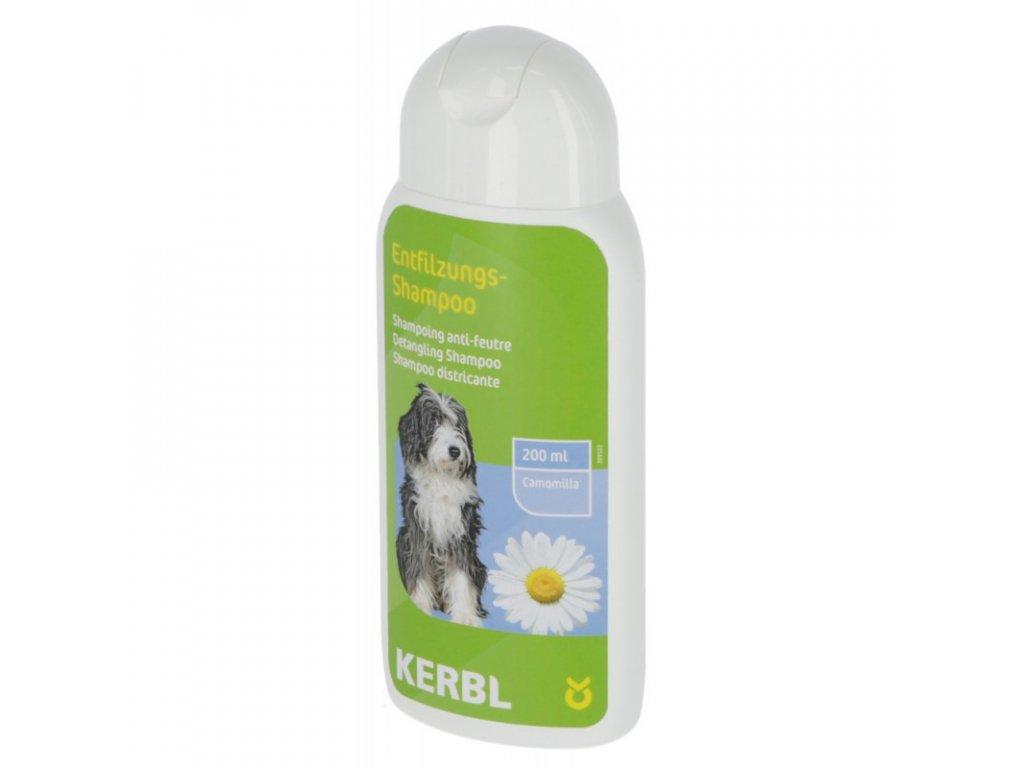 Šampon pro psy rozčesávací, 200 ml