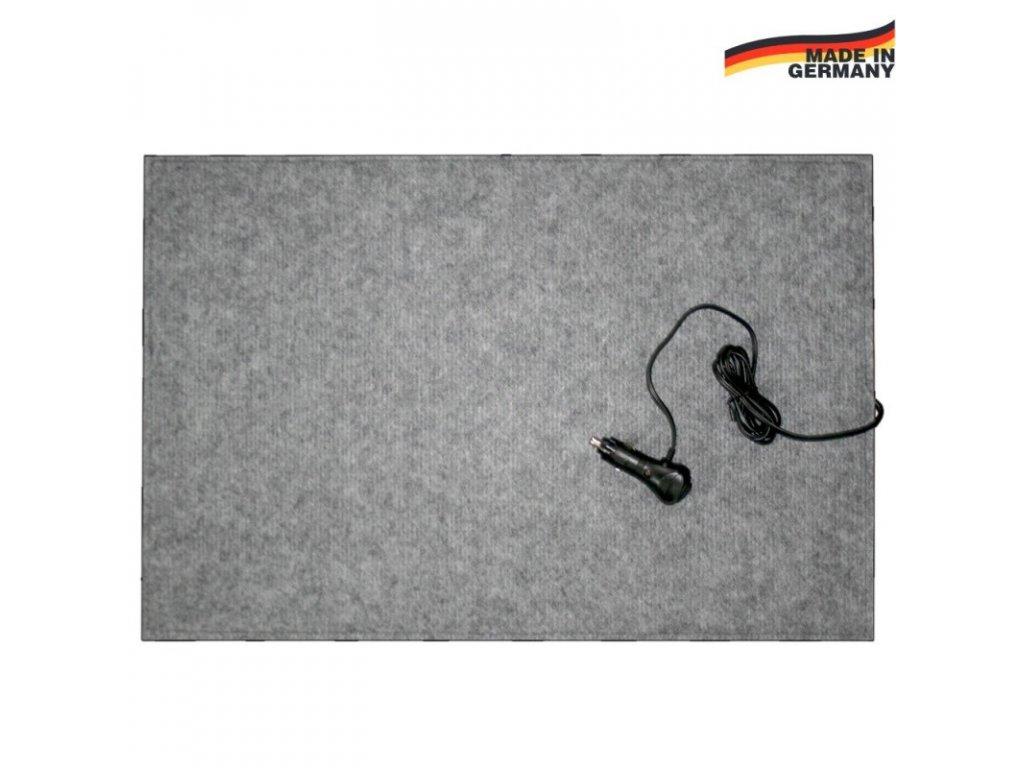Thermo Výhřevná podložka pro psy, topný koberec 40 x 60 cm, 12 V / 20 W napájení do autonabíječky
