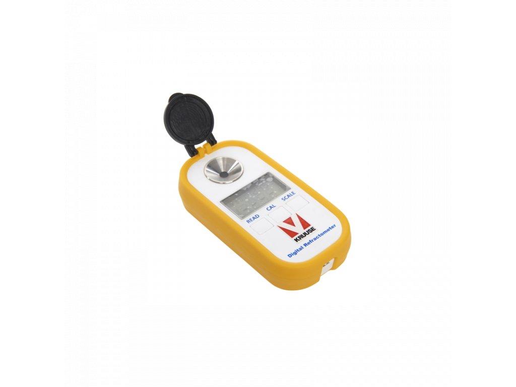 Refraktometr - mlezivoměr na měření kvality mleziva