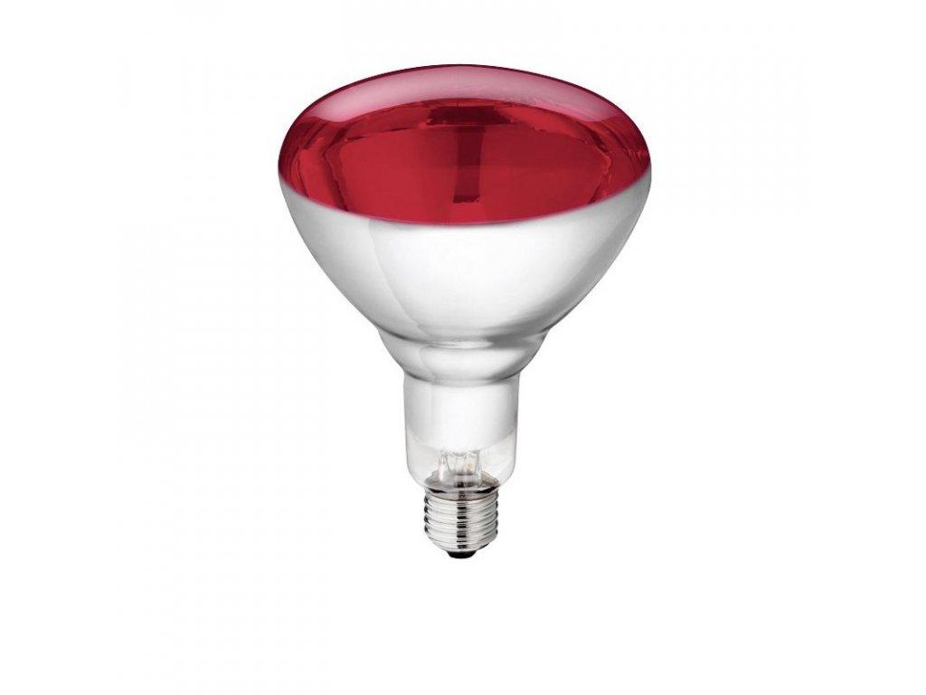 Infražárovka Philips, červená