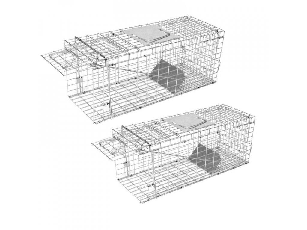 Sklopec - past na kunu, potkana nebo kočku