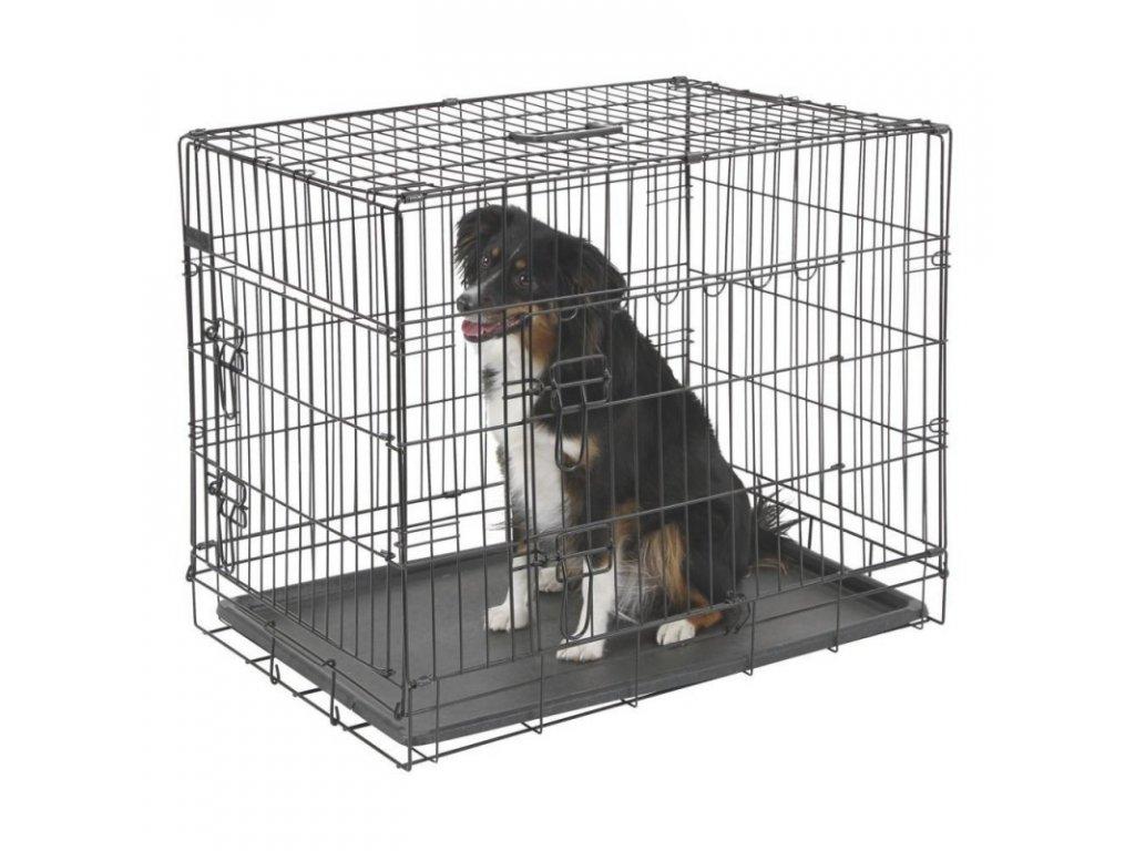 Přepravní box, klec do auta pro psy