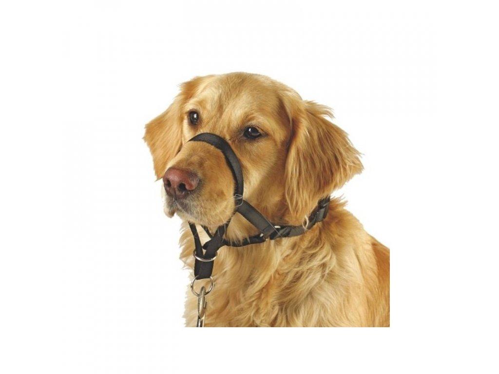 Ohlávka pro psy Kerbl, proti tahání, vel.