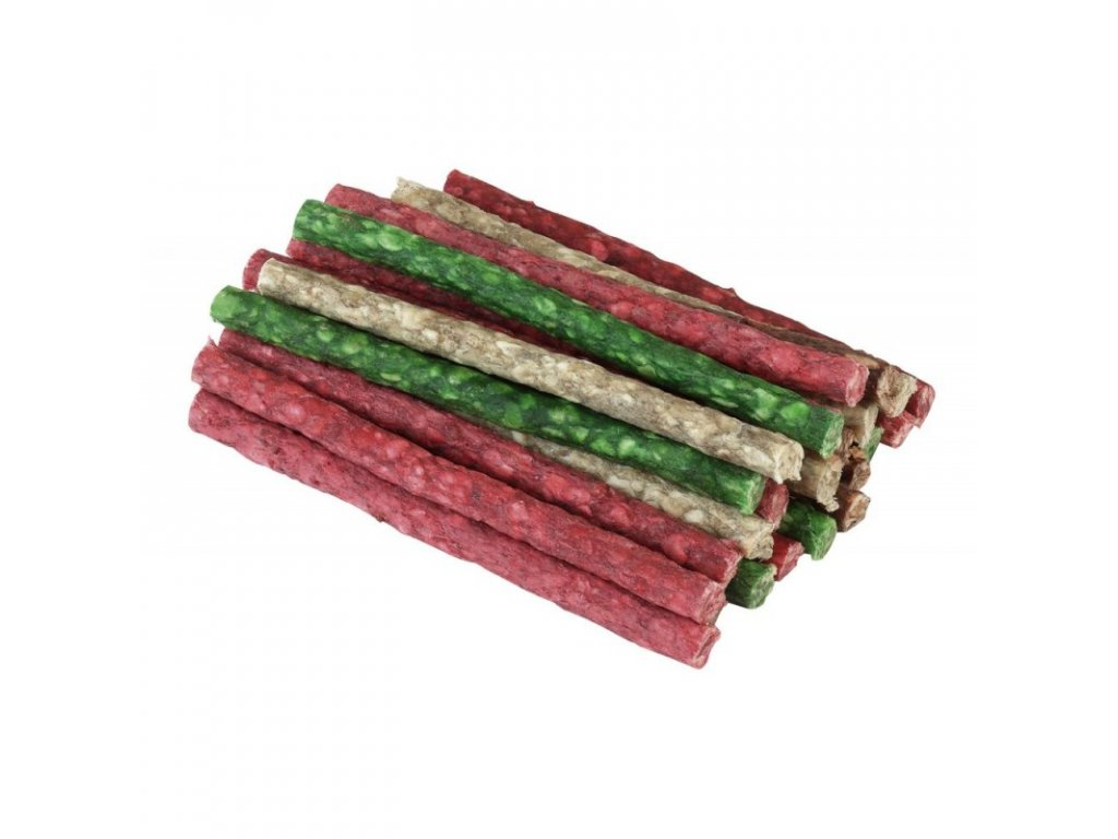 Tyčinka žvýkací - barevný mix 12,5 cm