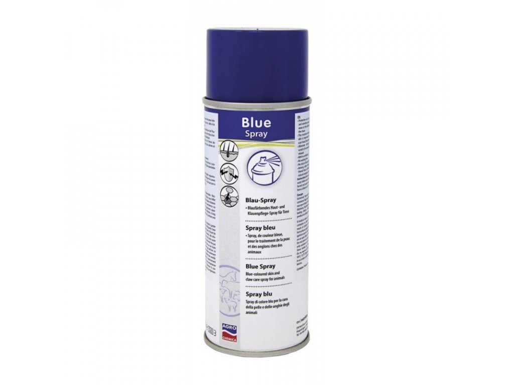 Skin Care - Blue Spray