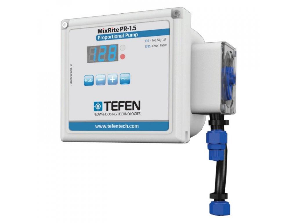 Dávkovací peristaltická pumpa MixRite PR-1.5