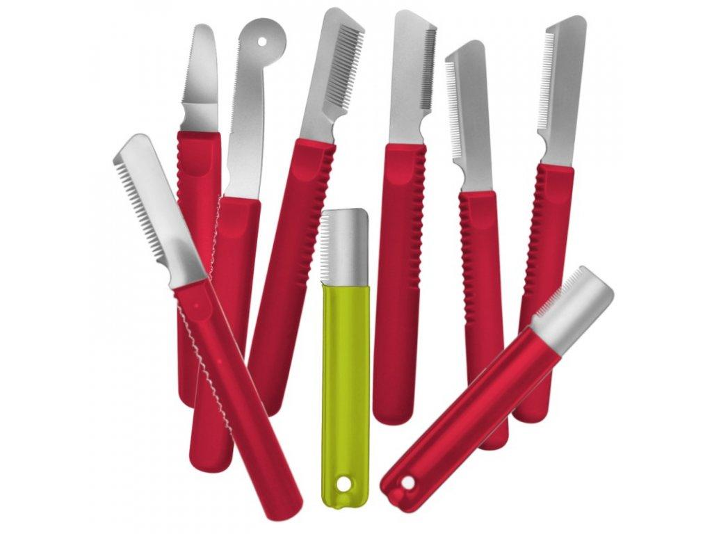 Aesculap nůž trimovací, 145 mm /