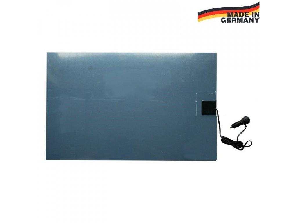 THERMODOG výhřevná deska pro psy, podlážka plast, 40 x 60 cm, 12 V / 20 W, napájení z autozástrčky