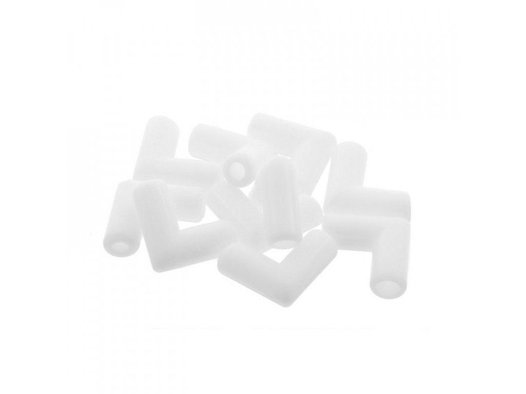Kolínko bílé pro cucáky Big Softy, bez ventilu, 10 ks
