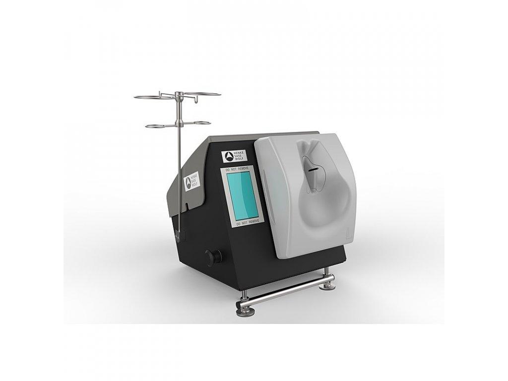 SAS HENKE Automatický intramuskulární očkovací přistroj pro drůbež, dvouřadý