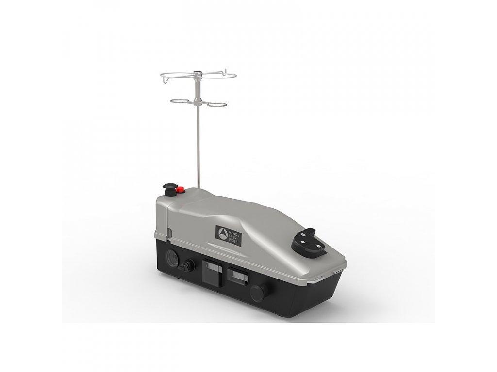 SAS HENKE Automatický podkožní očkovací přistroj pro jednodenní kuřata