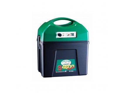Euro Guard S 4600 Digital 5,2/3J elektrický ohradník bateriový