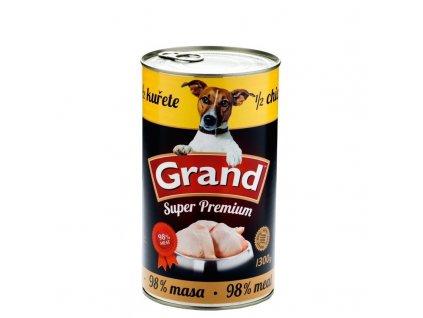GRAND Premium s 1/2 kuřete - 1300g