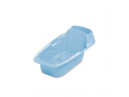 Vanička na koupání miminek, plastová, modrá
