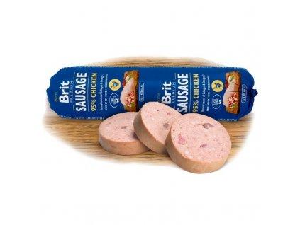Brit Sausage with Lamb & Chicken 800g
