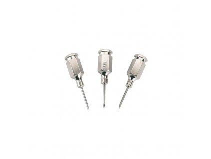 SAS HENKE Jehly injekční HSW Premium se závitem, 1,4 x 20 mm, 10 ks