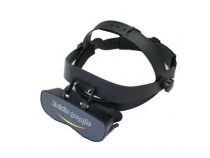 Veterinární ultrazvukové brýle k ultrazvuku RKU10 a KX 5200