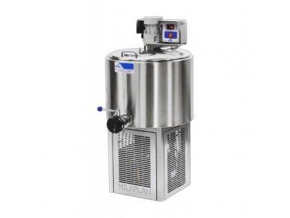 Chladící tank na mléko MPV100, 2 dojení
