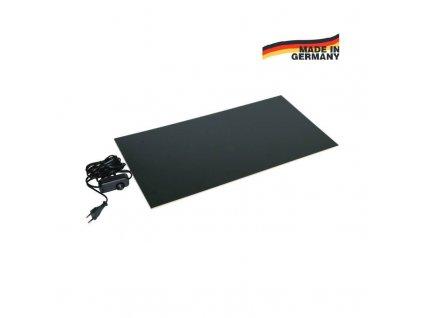 Výhřevná deska samolepící infračervená 30 x 60 cm, 230 V / 40-150 W s regulací