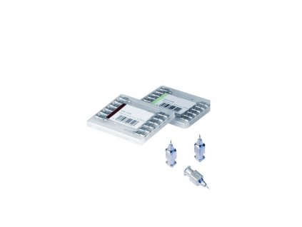 SAS HENKE Jehly injekční HSW Eco, 12 ks, Luer-Lock