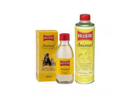 Čistič Ballistol Animal, čistící olej