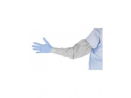 Návlek hygienický vodotěsný, na ruce, 50 cm S/M, 2 ks