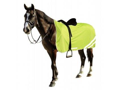 Deka pro koně, reflexní