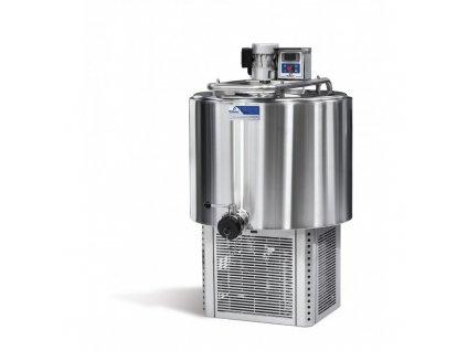 Chladící tank na mléko MPV200, 200