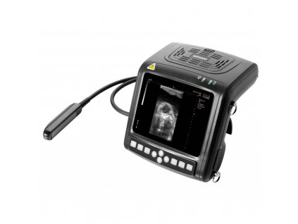 Ultrazvukový skener KX5200, s rektální sondou na diagnostiku březosti skotu a koní