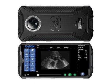 Mobilní telefon Oukitel WP8Pro vč. držáku k ultrazvukovému scanneru W1/W2