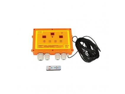 Termostat InterHeat pro karbonové lampy