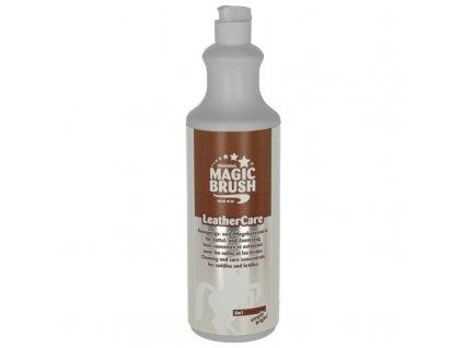 Přípravek na ošetření výrobků z kůže MagicBrush 3v1, 1000 ml