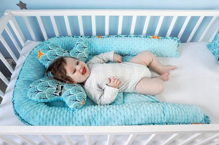Hnízdo pro miminko - proč si jej musíte pořídit?