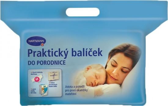 Balíčky do porodnice