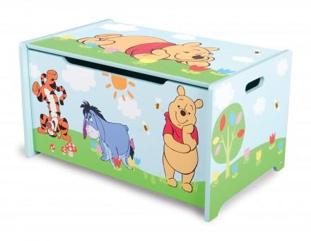 Boxy a truhly na hračky