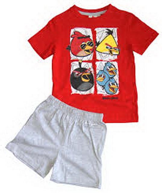 Pyžama krátký rukáv