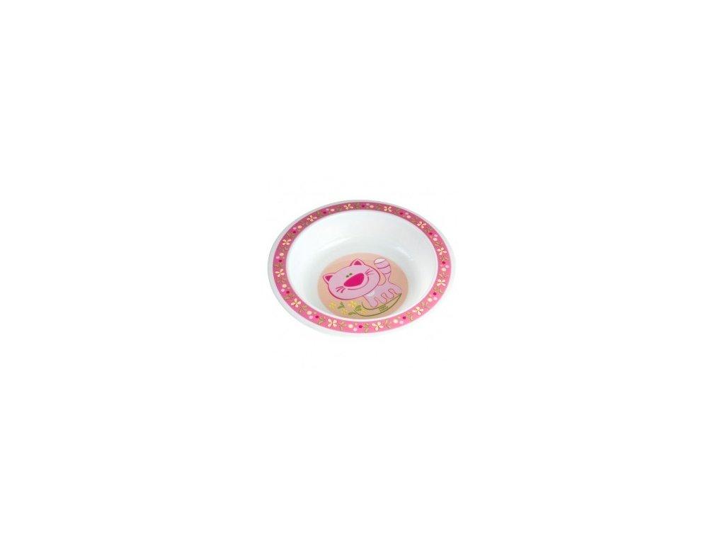 Canpol Babies Plastové misky 4/412 různé barvy