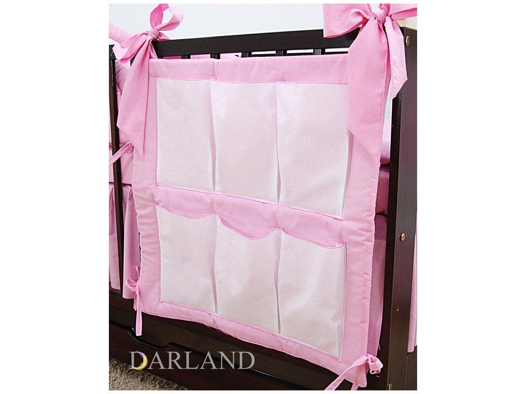 Darland Kapsář růžový (kolekce Medvídek na houpačce)