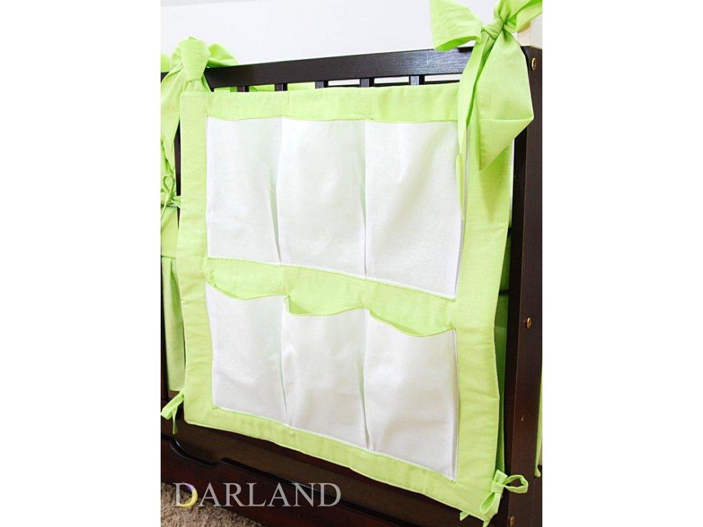 Darland Kapsář zelený (kolekce Medvídek na houpačce)